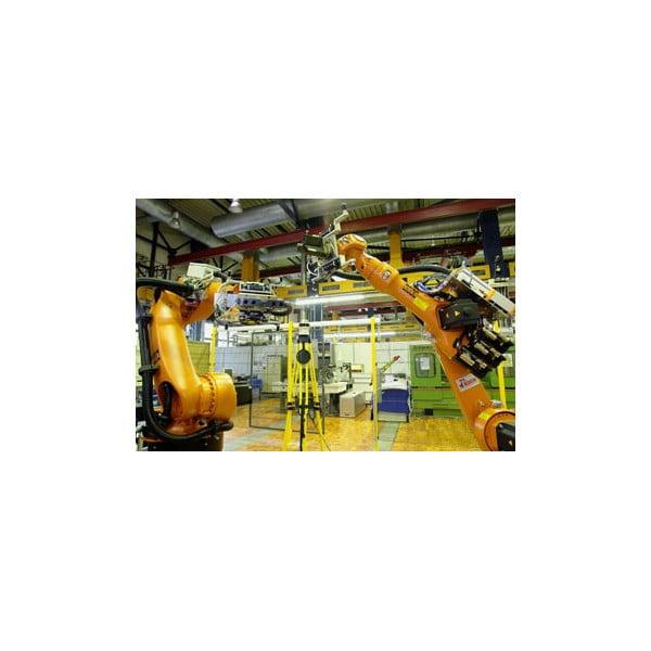 Robot industrial adaptiv