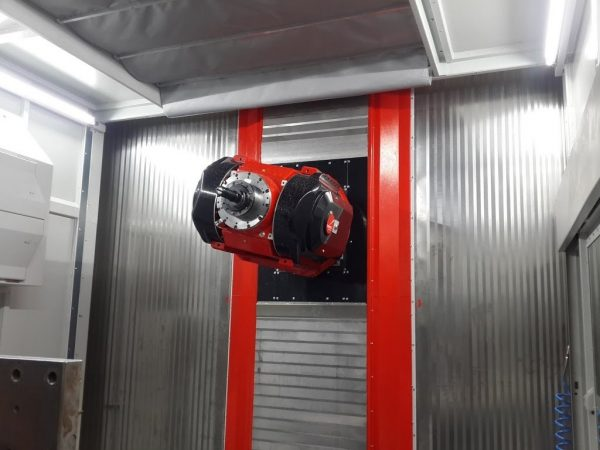 Centru de prelucrare orizontal 7 axe - Trimill HF1212
